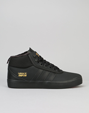 Adidas Adi-Trek Boot - Core Black/Scarlet/Gold Met.