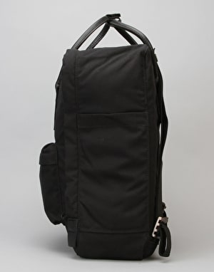 Fjällräven Kånken No.2 Backpack - Black
