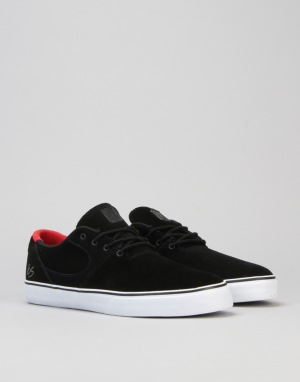 éS Accel Sq Skate Shoes - Black