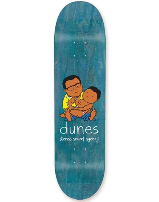 Stereo Pastras Dunes Pro Deck - 8.5""