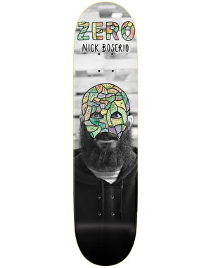 Zero x Lucas Beaufort Boserio Re-Portrait Pro Deck - 8.5