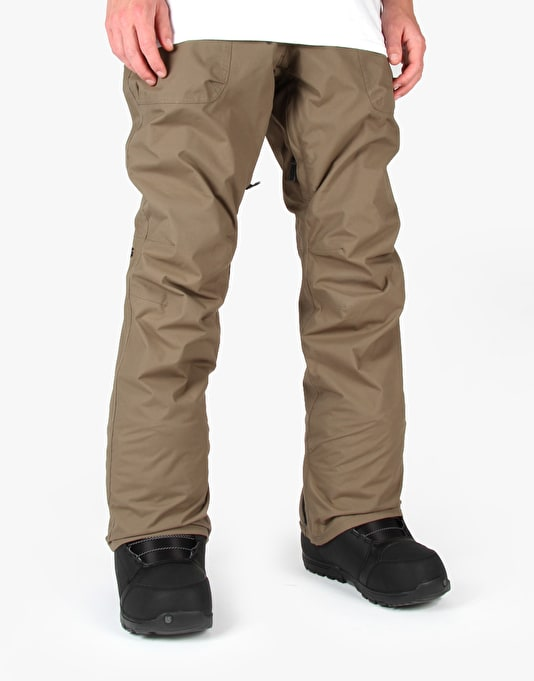 Analog Field 2016 Snowboard Pants - Soil