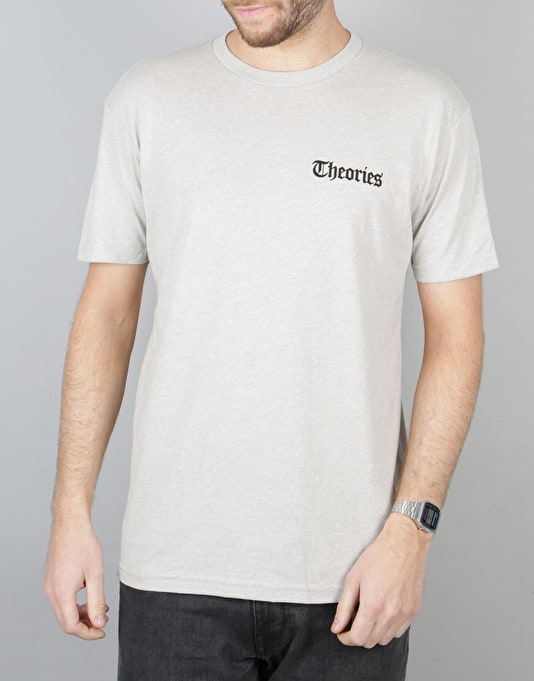 Theories TOA Times T-Shirt - Silk/Black