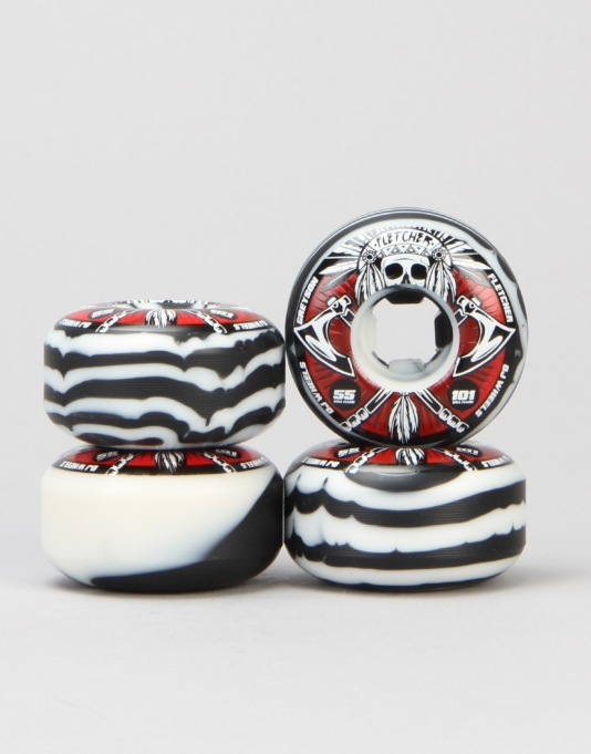 OJ Fletcher Tomahawk 101a Pro Wheel - 55mm