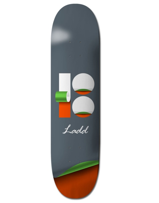 Plan B Ladd Wrap Pro.Spec Skateboard Deck - 8""