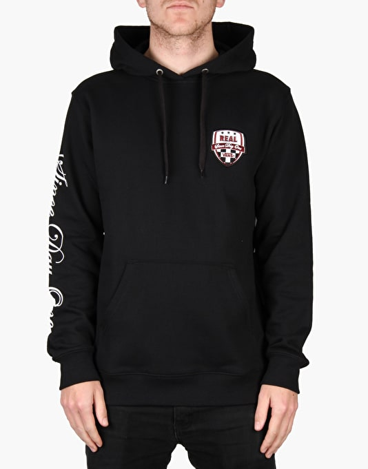 Vans x Real Skateboards Pullover Hoodie - Black