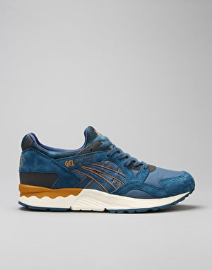 Asics Gel-Lyte V Shoes - Legion Blue/Legion Blue