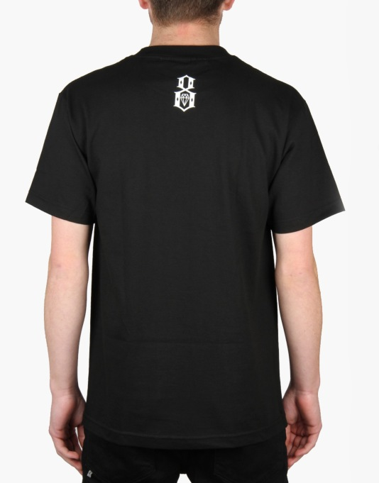 Rebel8 Wild Card T-Shirt - Black