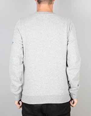 Element x Nat Russel Crew Sweatshirt - Grey Heather