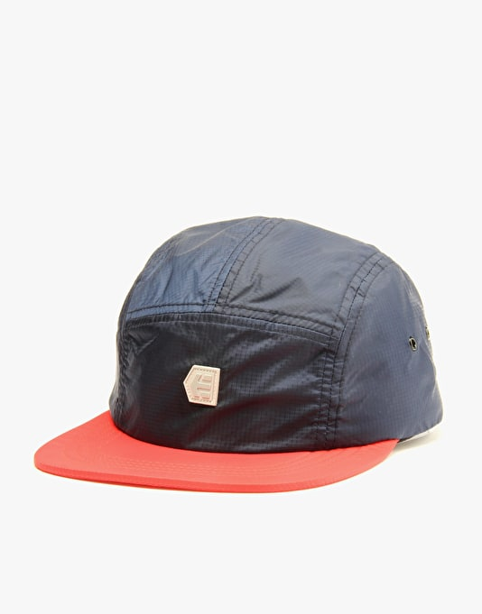 Etnies Linear 5 Panel Cap - Dark Navy