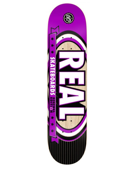 Real Renewal Select Team Deck - 8.5""