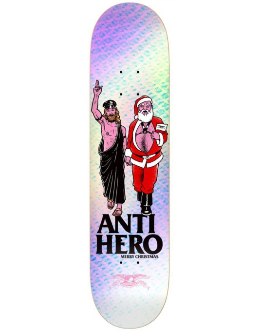 Anti Hero Xmas Pride & Joy Team Deck - 8.38""