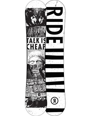 Ride Crook 2016 Snowboard - 155