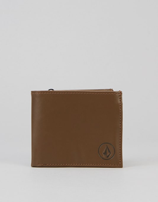Volcom Corps Wallet - Mocca
