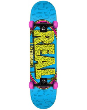 Real Dripstick Complete Skateboard - 7.5