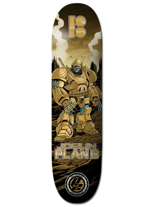 Plan B Joslin Guardian P2 Pro Deck - 8.5""