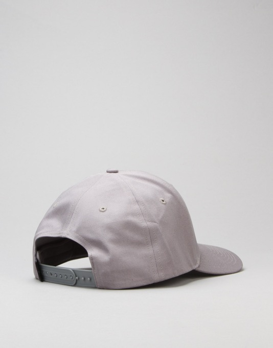 Patagonia 73 Logo Roger That Snapback Cap - Feather Grey