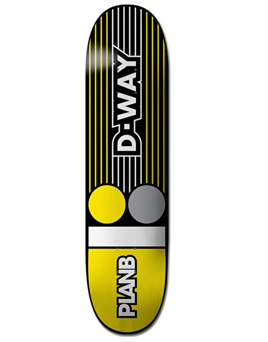 Plan B Way Lines Pro.Spec Pro Deck - 8.25""
