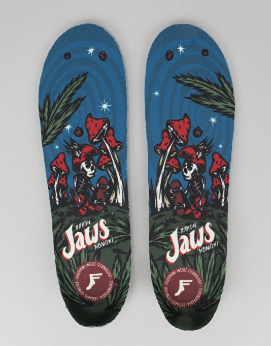 Footprint Jaws Mushroom Kingfoam Elite Insoles
