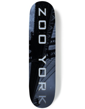 Zoo York Golden Era Metropolis Series - Bridge Team Deck - 8.5