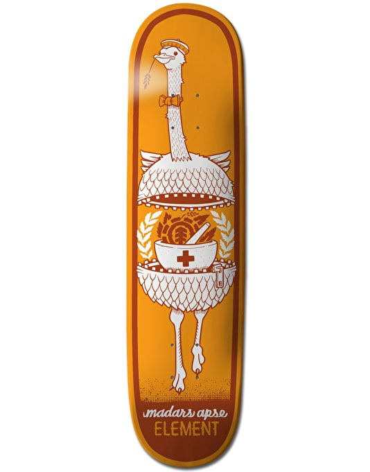 Element Madars Zipper Featherlight Pro Deck - 8.375""