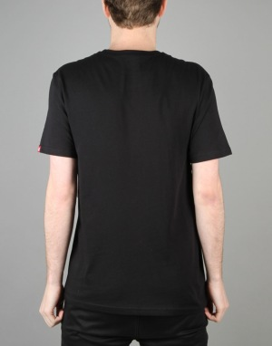 Element Vertical S/S T-Shirt - Flint Black
