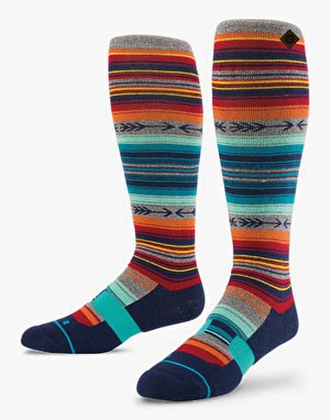 Stance Kirk 2016 Snowboard Socks - Orange