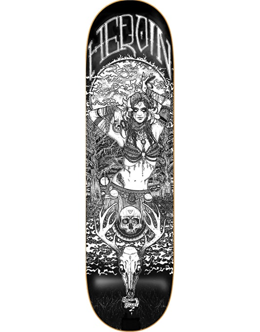 Heroin Voodoo Girl Team Deck - 8.5""