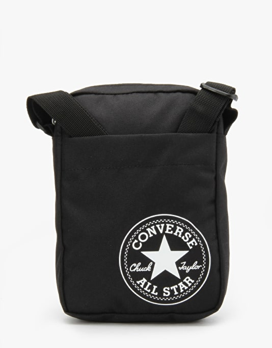 Converse Playback Cross Body Bag - Black