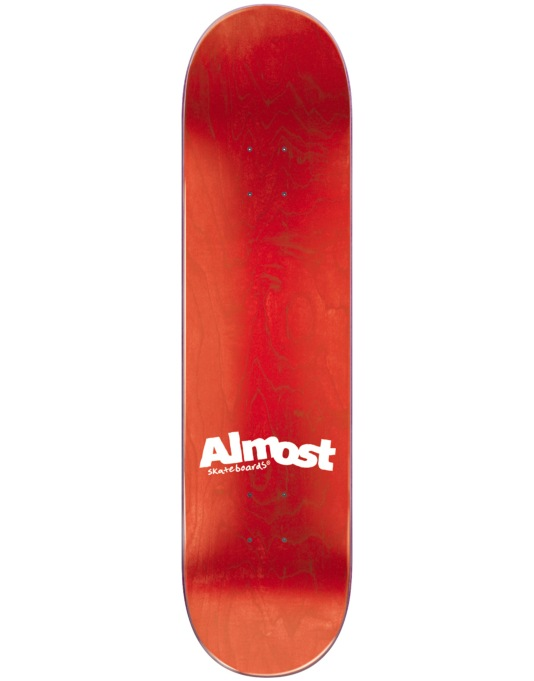 Almost Noble Dot Team Deck - 8""