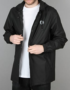 Volcom V and R Jacket (Rains x Volcom) - Black