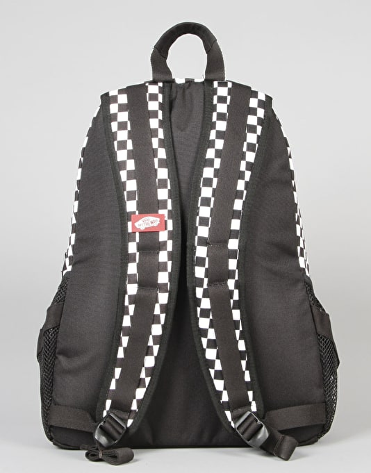 Vans Van Doren Backpack - Black/White