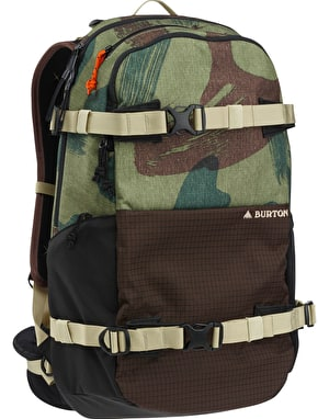 Burton Rider's Pack 25L Backpack - Denison Camo