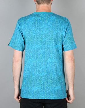 The Hundreds Magic T-Shirt - Bright Blue