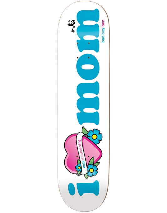 Enjoi Raemers I Heart Series Pro Deck - 8.25""
