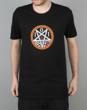 101 Heritage Devil Worship Premium T-Shirt - Black