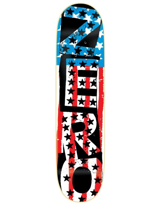 Zero American Punk Team Deck - 8.5""
