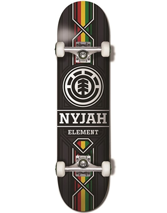 Element Nyjah Stripes Complete - 7.75""