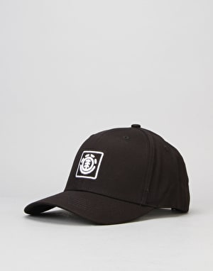 Element Treelogo Flexfit Cap - All Black