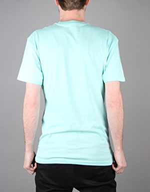 Vans Classic T-Shirt - Mint/Blue Ashes