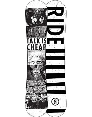 Ride Crook 2016 Snowboard - 152