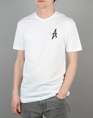 Altamont Mini Decade Icon T-Shirt - White