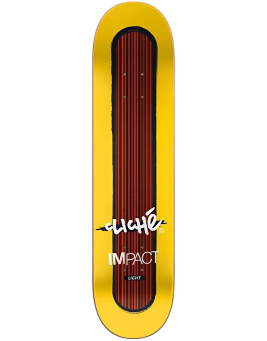 Cliché Espinoza POP Babes Impact Light Pro Deck - 7.75""