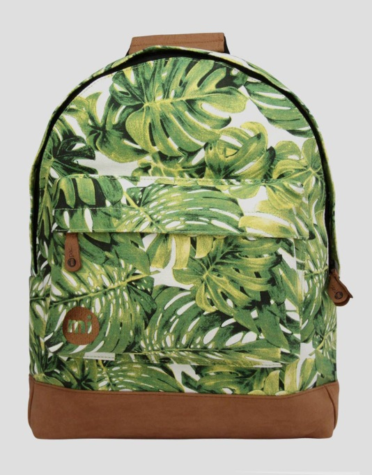 Mi-Pac Fern Backpack - Green