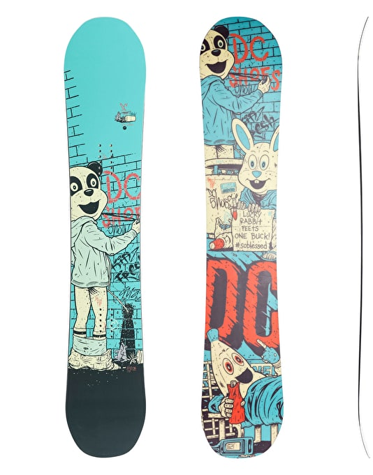 DC Ply 2016 Snowboard - 159