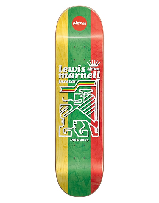 Almost Marnell Farewell Pro Deck - 8""