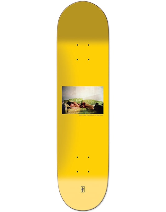 Girl Karen O Shot by Spike Jonze Team Deck - 8.125""