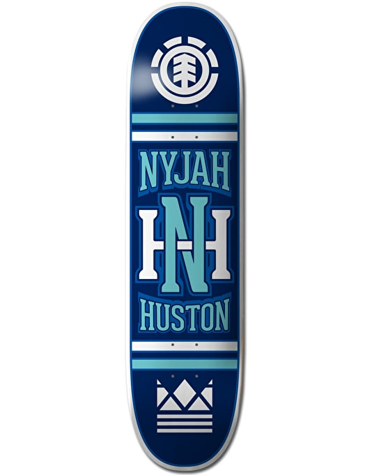 Element Nyjah Monogram Featherlight Pro Deck - 8""