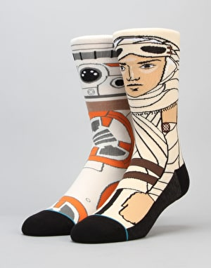 Stance x Star Wars The Resistance 2 Socks - Orange