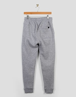Route One Boys Sweatpants - Light Grey Marl